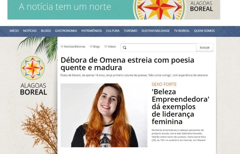 Alagoas Boreal - Beleza 29.05.15